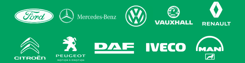 brands of fleet vehicles that we work with